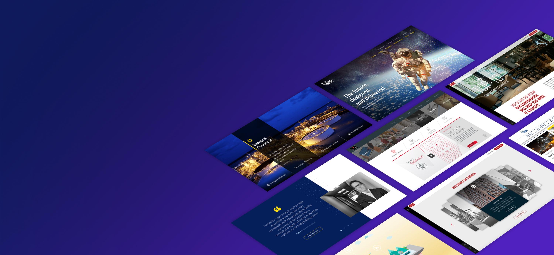 Adcetera offers enterprise website transformations