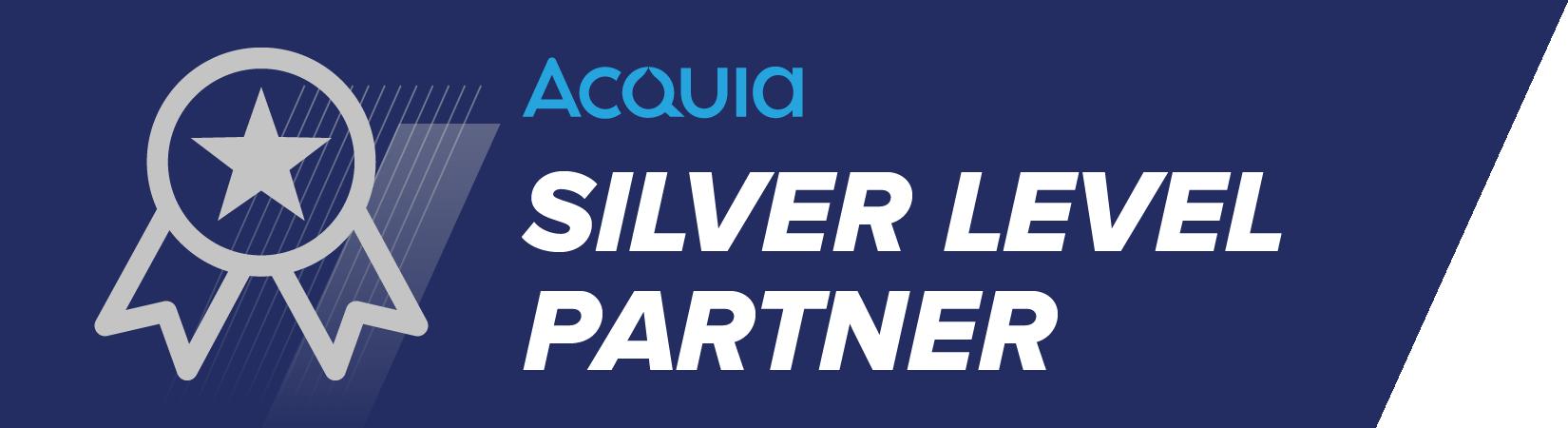 Acquia Silver Partner