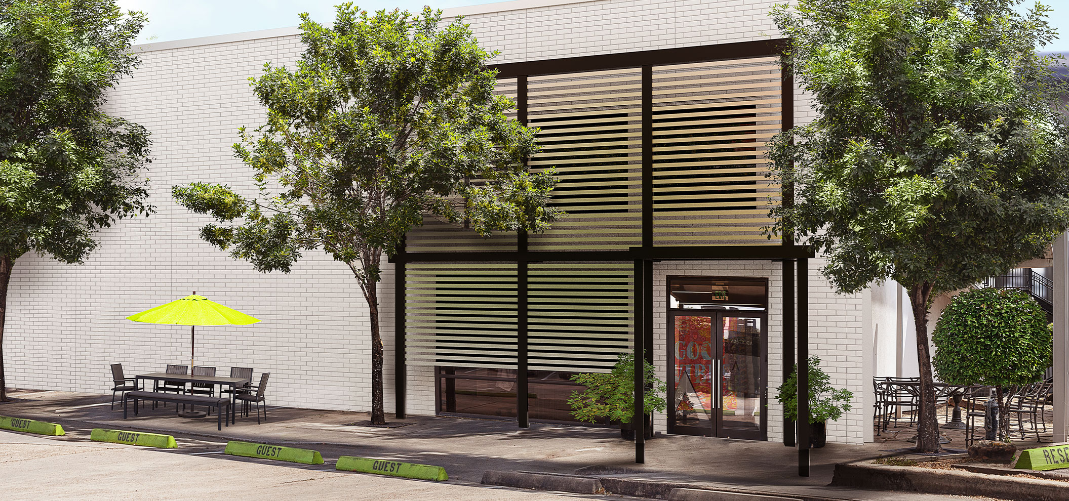 exterior building photo of Adcetera Midtown office
