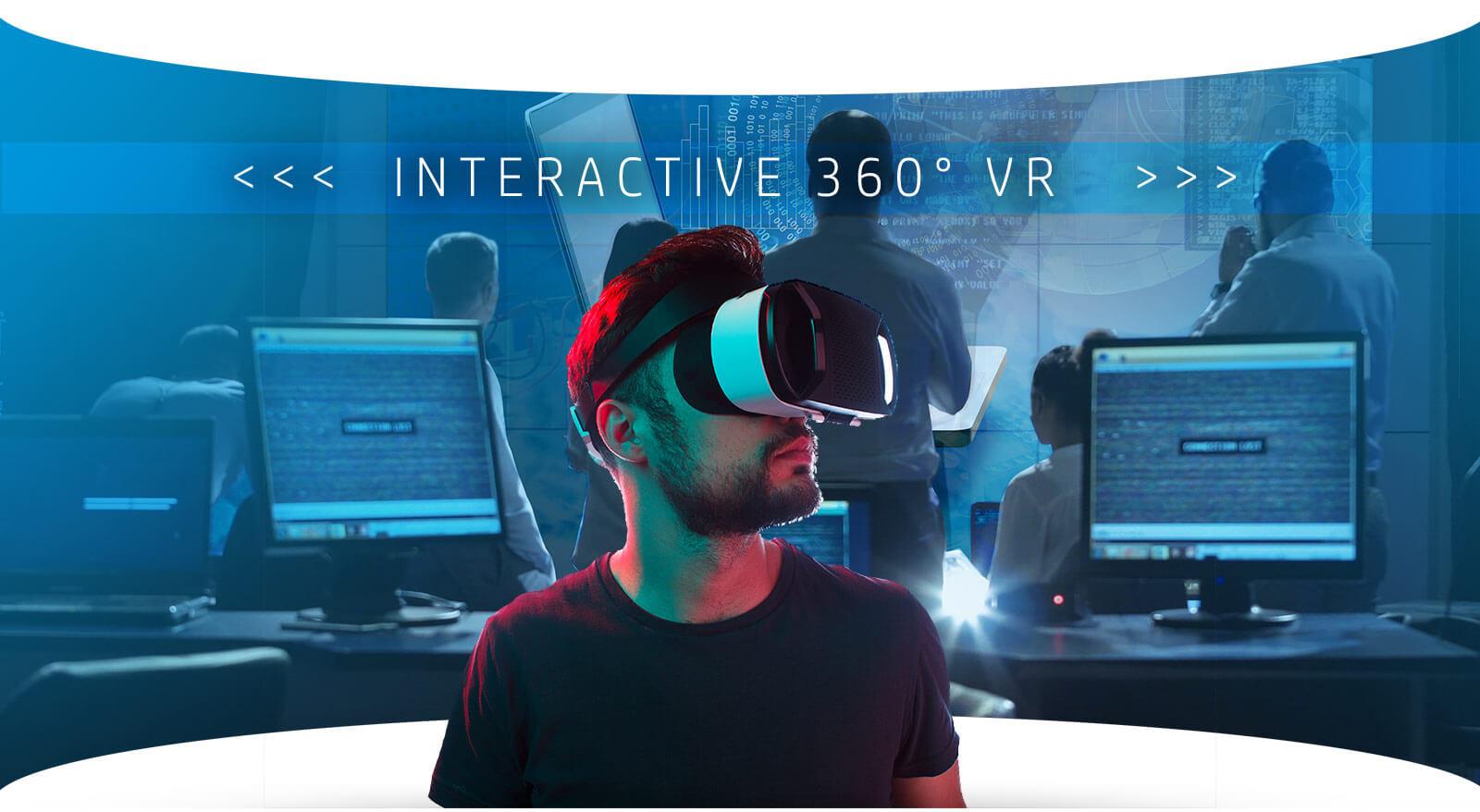 HP VR Image