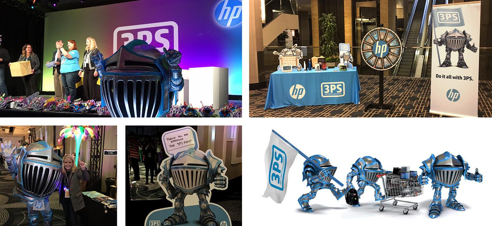 HP 3PS Image 2