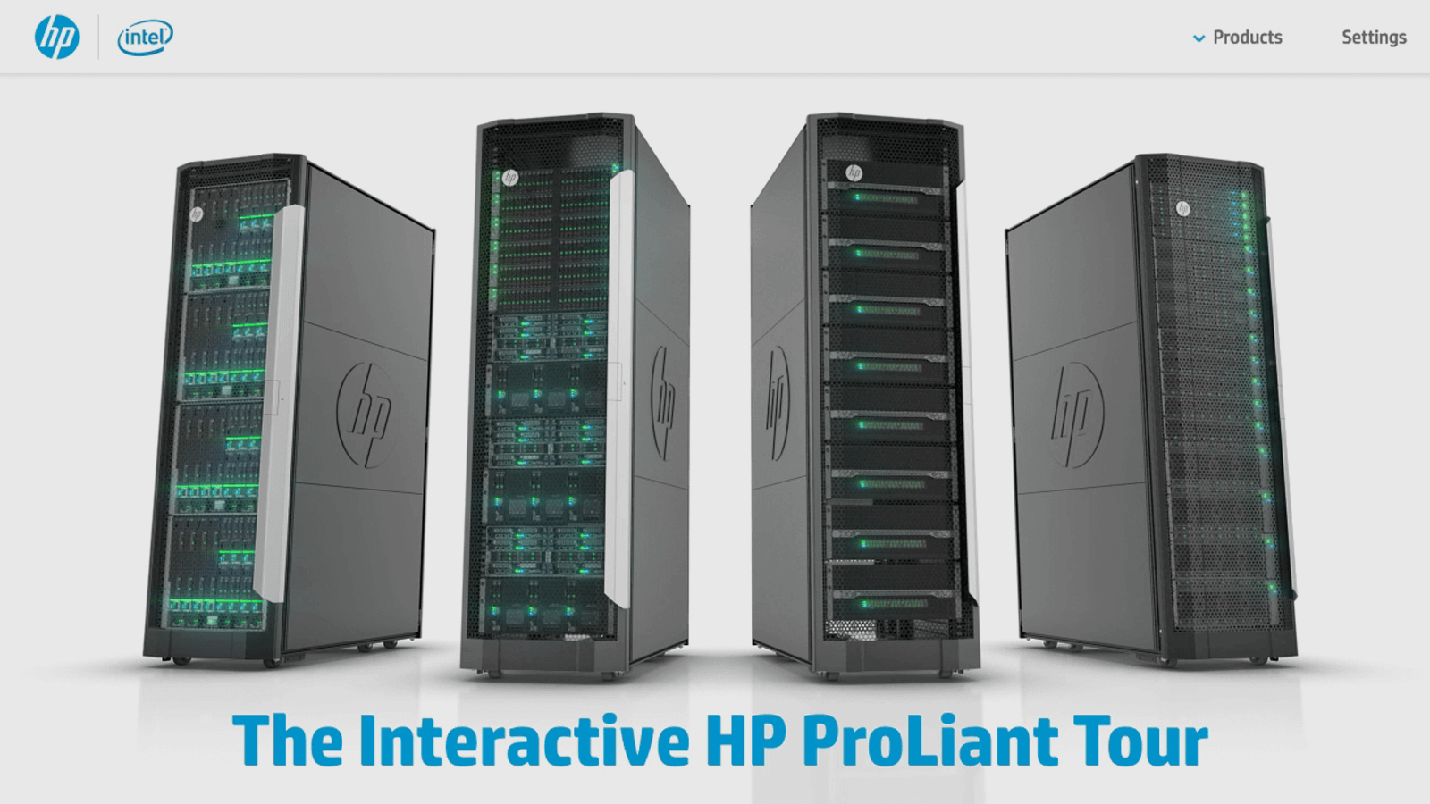 HP 3D Sales Tool
