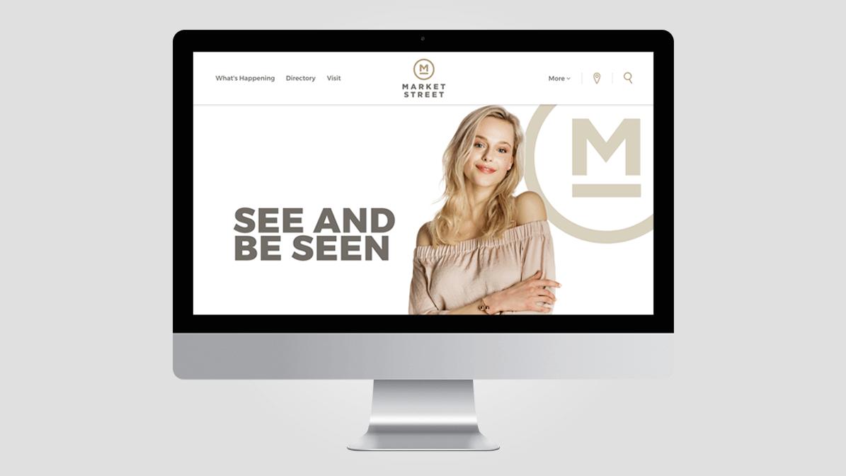 Market Street website