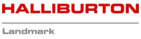 Halliburton Landmark logo