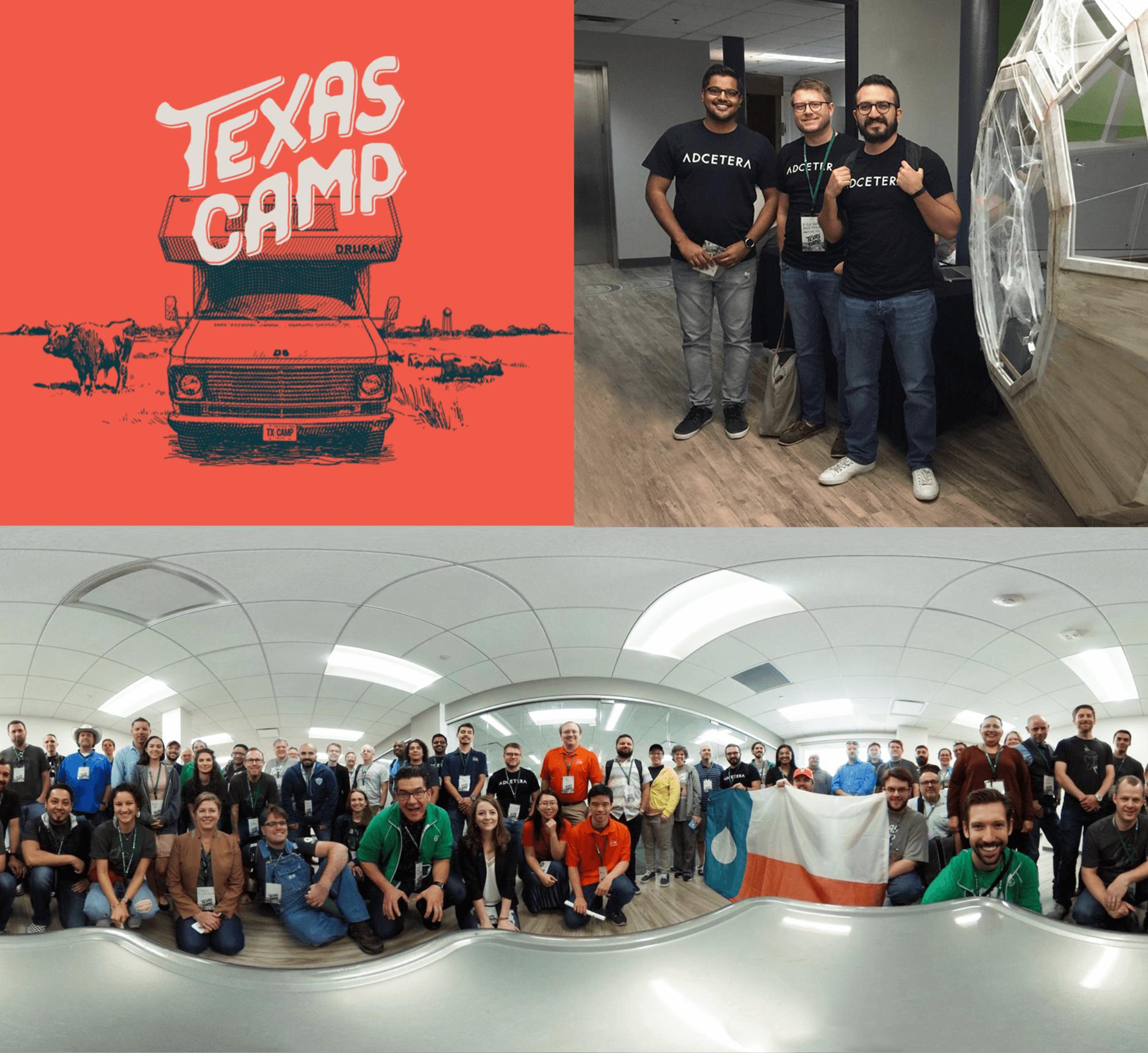 Texas Drupal Camp 2019